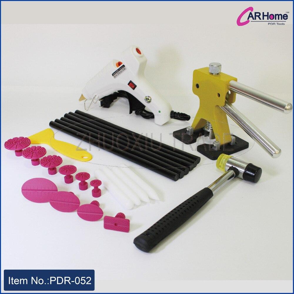 Auto dent kit di riparazione auto ammaccature ammaccature fix alluminio  strumenti pdr strumenti per carrozzeria pannello dent ding grandine  riparazioni kit ... ef68986dd47