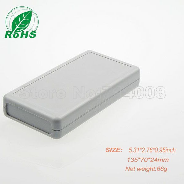 Abs plastic Junction Boxes/Electrical Breaker Panel IP65 Class 135*70*25mm 5.31*2.76*0.95inch 5pcs/lot new ezd160e 3p 125a ezd160e3125n plastic breaker