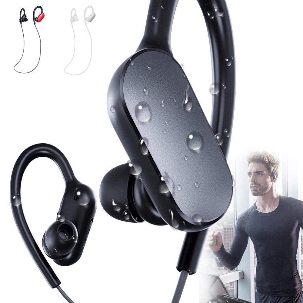 Bluetooth earphone ear hook bloototh Earbuds sport Earpiece music headset for apple iPhone 7 Samsung huawei wireless headphone