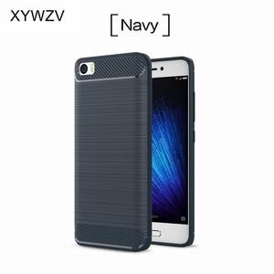 Image 2 - Funda para teléfono de goma suave de lujo a prueba de golpes Xiaomi mi 5 para Xiaomi mi 5 funda de silicona para Xiaomi funda mi 5