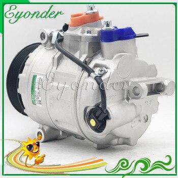 AC A/C sprężarka klimatyzacji pompy chłodzenia dla MERCEDES BENZ CL-CLASS Coupe C215 CL55 CL63 CL500 CL600 CL65 0012300011