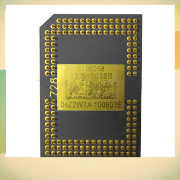 100% New DMD chip 1272-6338B 1272-6038B 1272-6039B for many projectors