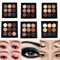 Earth 9 Colors Pigment Eyeshadow Palette Cosmetic Makeup Eye Shadow Colorful Eyeshadow Palette Set