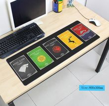 Extra Long Mouse Pad 80x30cm – Available in 11 designs