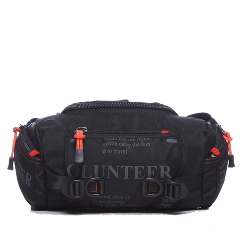Men's Belt Fanny Pack Shoulder Messenger Bag Large Capacity Travel Bum Top Quality Waterproof Oxford Sling Chest Waist Bags