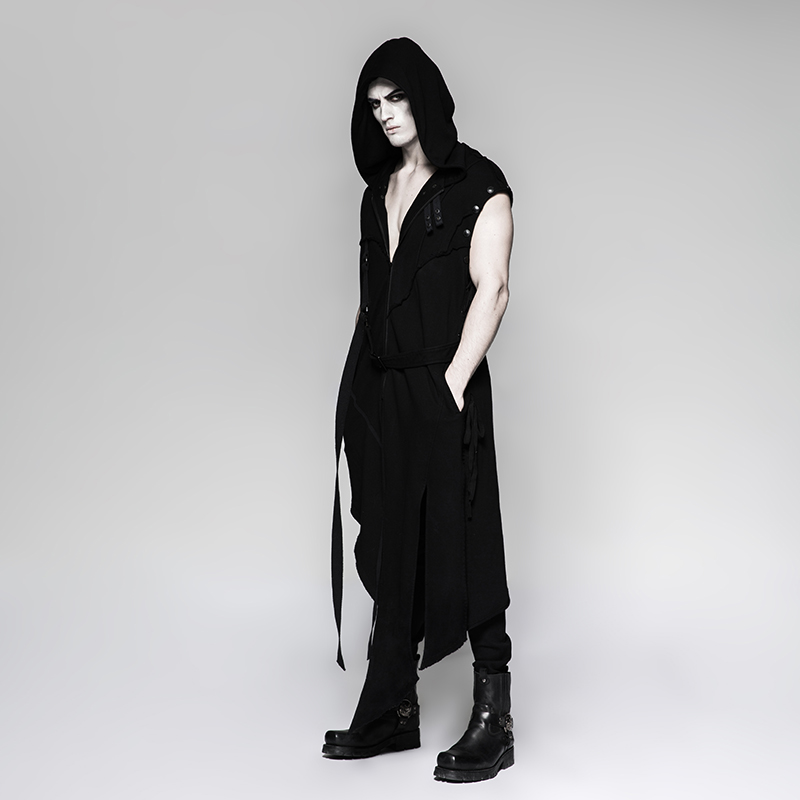 "Goth Punk /""straight jacket style/""Rave pants 32X34"