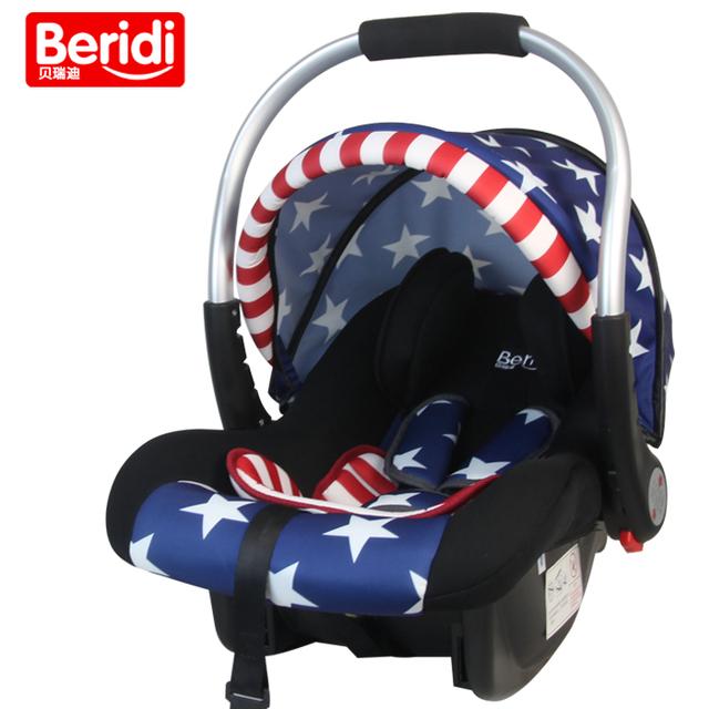Asiento de coche de niños cuna certificación tipo cesta bebé coche de seguridad, sears de seguridad con certificación ECE