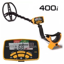 Наземный металлоискатель ace400i металлоискатели ncludes advanced features like Iron Audio, Digital Target ID
