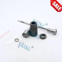 Erikc f00zc99051 injector de combustível bico dlla156p1368 válvula de controle f00vc01033 revisão reparação de peças de reposição 0445110279 / 0445110186