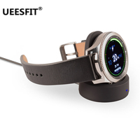 UEESFIT Charging Stand Accessories Charging Dock Station Cradle Holder For Samsung Gear S3 S2 720 730 732 Classic High Quality