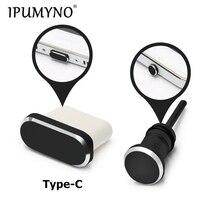 IPUMYNO type-C порт для зарядки телефона 3,5 мм разъем для наушников sim-карта Тип C разъем для защиты от пыли для samsung S9 S8 huawei P9 P10 P20
