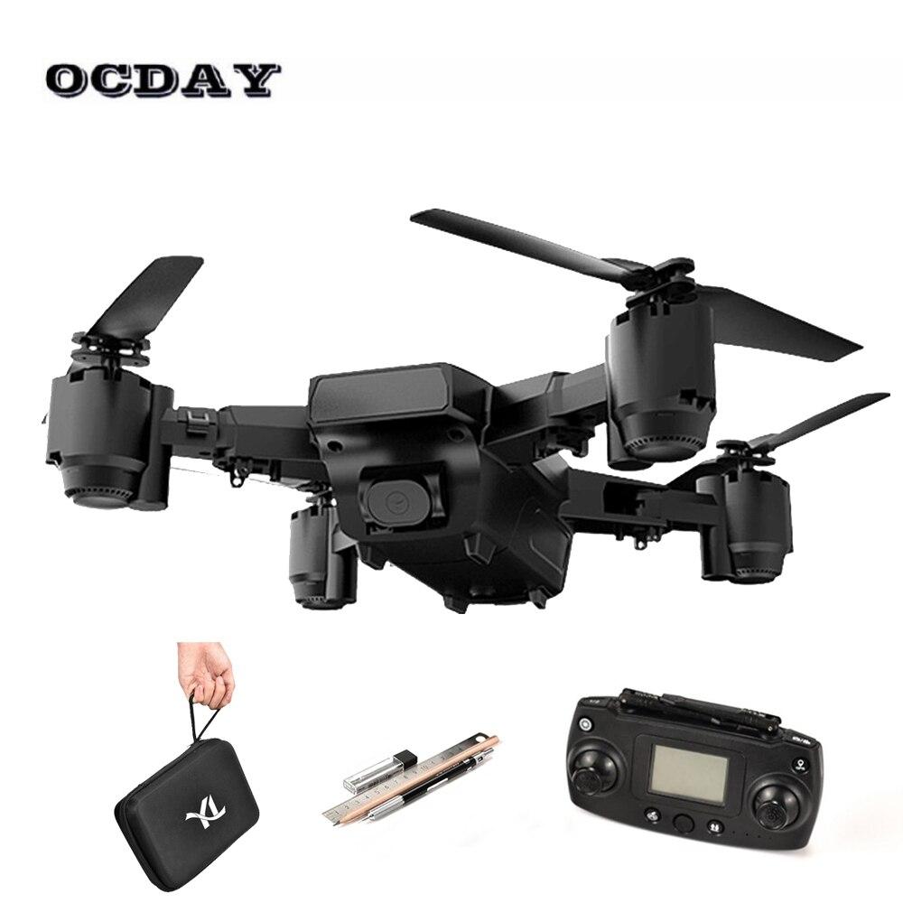 S30 5g RC Drone avec 1080 p Caméra Pliable Mini Quadrocopter 4CH 6-Axe Wifi FPV Drone Intégré GPS Smart Suivez-moi