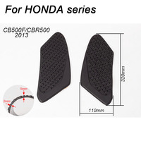 Tank Grip Pads For HONDA CBR500 CBR1000RR CB650F CB1100 CB1300 CBR600RR Protector Sticker Decal Gas Knee Grip Tank Traction