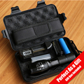 12000 Lums LED Flashlight Ultra Bright Torch T6/L2//V6 5 Modes lanterna Zoomable Powerful Bicycle Light Camping Light use 18650