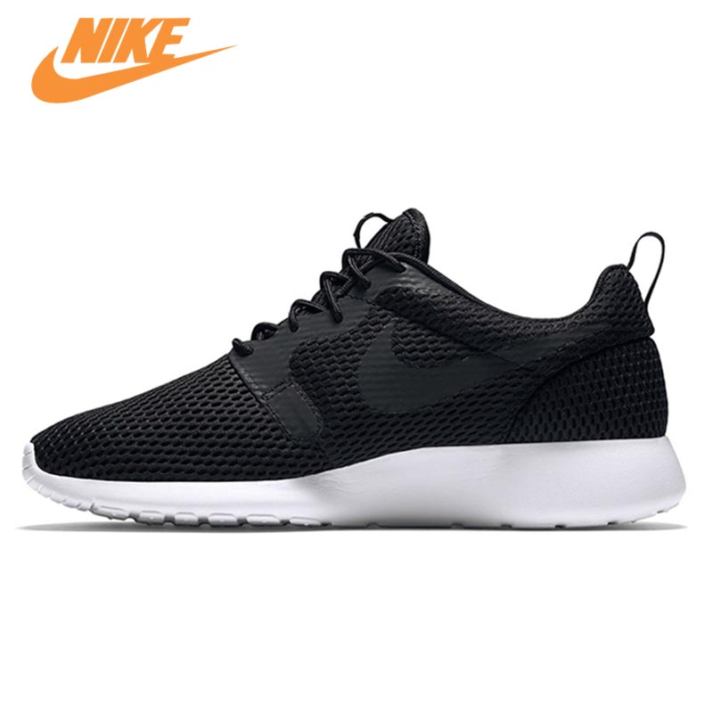 Official New Arrival Authentic Nike ROSHE ONE HYP Mens Breathable Light Running Shoes Sneakers Trainers