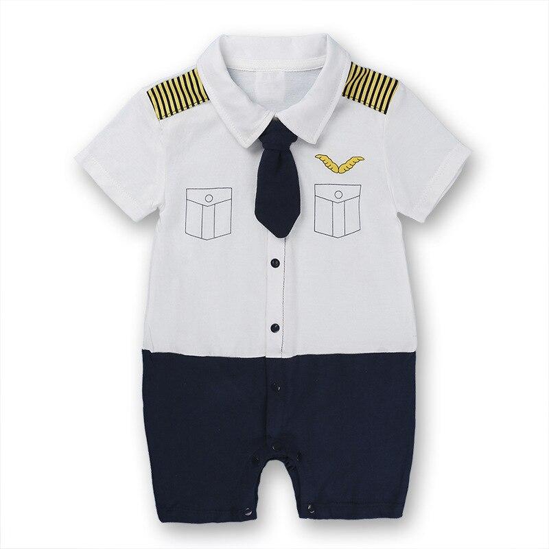 Noworodek Ubrania dla dzieci Garnitur Letnie Wspinaczka Odzież - Odzież dla niemowląt - Zdjęcie 3