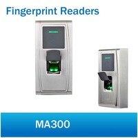 ZK MA300 металла Водонепроницаемый Фингерпринта и доступа Управление Система RFID card reader защиты считыватель отпечатков пальцев