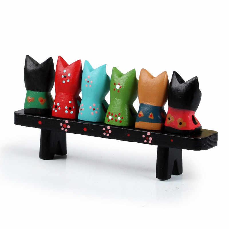 Handwerk Wohnaccessoires Modell Miniaturen Bank Mini Dekoration Bonsai Garten