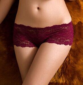 Новое прибытие кружева цветочные underwear трусики женские   шорты breifs нижнее белье женщины трусики