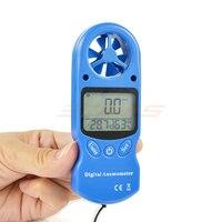 Digital Anemometer Sensor Air Wind Speed Air Flow Measuring Meter Sensor Air Wind Speed Velocity Meter