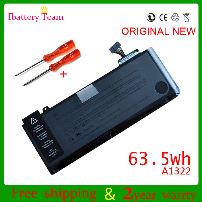 New A1322 Battery For Apple MacBook Pro 13