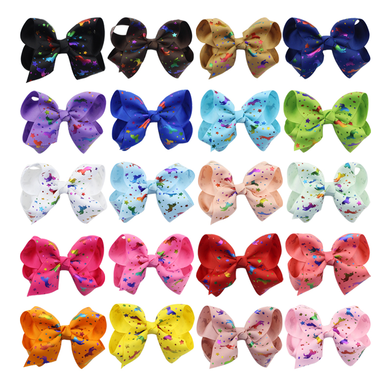 HairBands For Boys Girls Hot Sale Kids Headband Cute Baby Girl Toddler Infant Kids Bow Hairpin Hair Clip Accessories