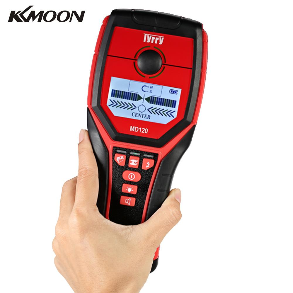 Professional Multifunctional Handheld Wall Detector search Metal Wood AC Cable stud Finder Scanner Accurate Wall Detectors