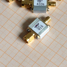 Free shipping FLP-915 FLP915 915MHz RFID uses low-pass Filter, RF coaxial LC, LPF, SMA interface.