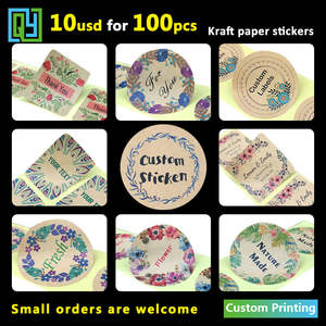100pcs 35mm Custom A...