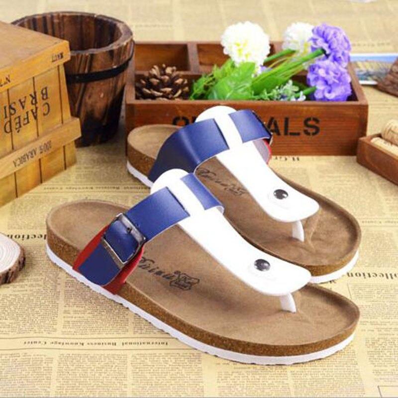 New Arrivals 2018 Summer Men Slippers Beach Shoes Breathable Outdoor Male Flip Flops Breathable Sandals Men large size 45