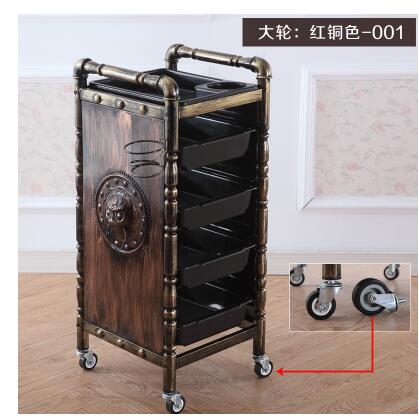 Hot Hairdressing Car, Hairdressing Tool Car. Hair Salon Cart. Barber's Tool Car.(China)