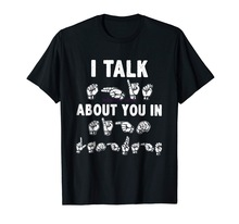 I talk shit t-shirt