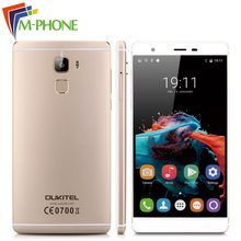 Original Oukitel U13 Teléfono Móvil 5.5 Pulgadas 4G Android 6.0 MT6753 Octa Núcleo 3 GB RAM 64 GB ROM 13.0MP Cámara Smartphone de Huellas Digitales