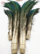 Wholesale 50pcs-200pcs Premium Natural Peacock Feathers, 28-32 inches / 70-80cm DIY - Wedding, Decorative Vase