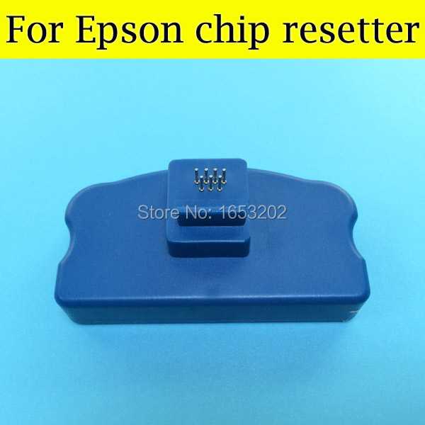 1 Pieces Best Chip Resetter For Epson Style Pro 7800 9800 7400 9400 7880 9880 7450 9450 10600 Printer