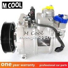 цена на High Quality Brand New 7SEU17C ac compressor for Volkswagen Transporter 7E0820803 7E0820803F 7E0 820 803 7E0 820 803 F