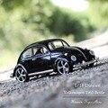 Envío libre Escala 1:18 Del Coche Modelo Juguetes Funde Metal Máquina VW Escarabajo Juguetes Colección 1/18