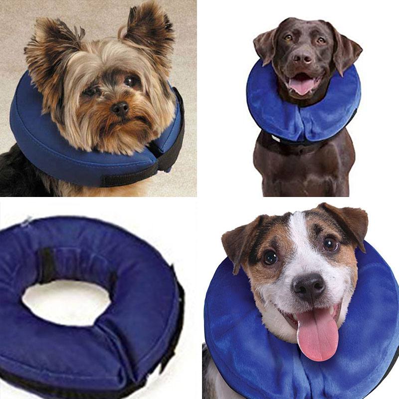 Inflatable Neck Collar For Dogs
