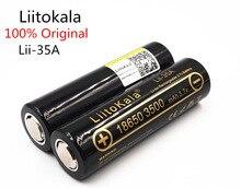 Image 1 - LiitoKala Original Lii 35A 3.7V 3500mAh 10A Discharging Rechargeable Batteries For 18650 Battery/UAV