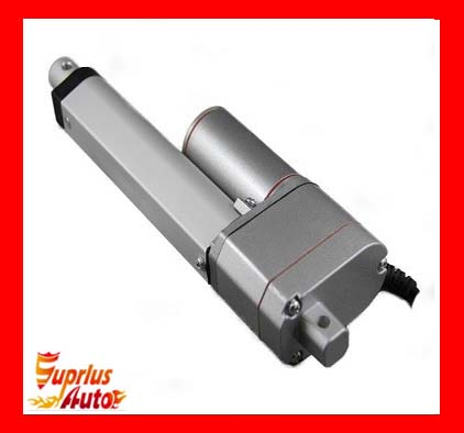 17 / 425mm Stroke Position Feedback Linear Actuator with Potentiometer, 12V / 24V DC 1000N / 100KGS / 226LBS Load Capacity 12v 100mm 4inch stroke 7mm s speed 1000n 100kg load dc linear actuator with potentiometer signal feedback waterproof ip 65