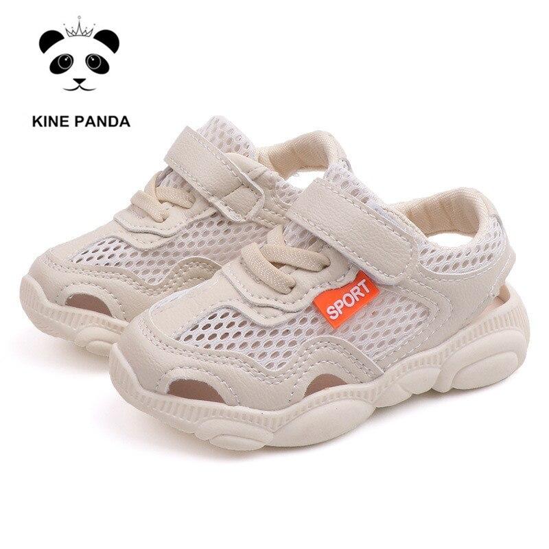 Kine Panda Peuter Jongen Baby Meisje Schoenen Kleine Kinderen Sport Sandalen Zomer Strand Soft Anti-slide Casual Sneakers 1 2 3 4 Jaar Oud