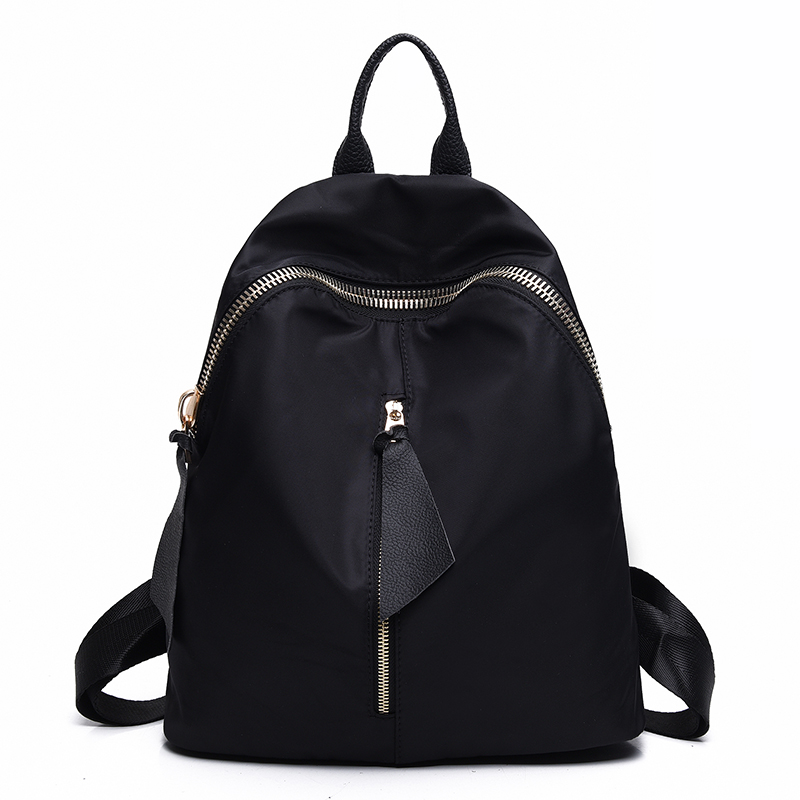 Hot Fashion 2017 Woman Mini Backpack Women Oxford Solid School Backpacks Bags For Tteenage Girls Mochila