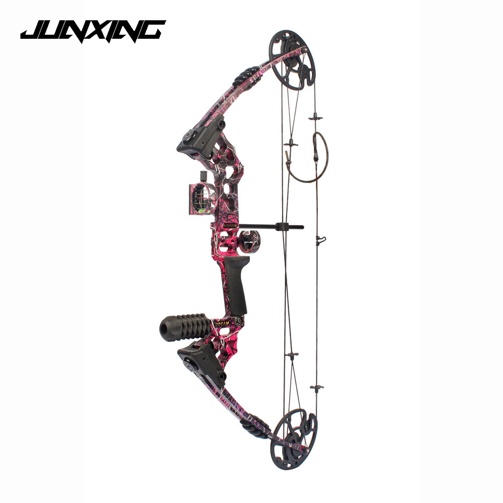 20-70 Lbs Compound Bow 17-29 Inch by Aluminum Alloy in 3 Color for Outdoor Archery Hunting Shooting 35 70 lbs powerful compound bow aluminum alloy archery bow arrow for outdoor hunting shooting