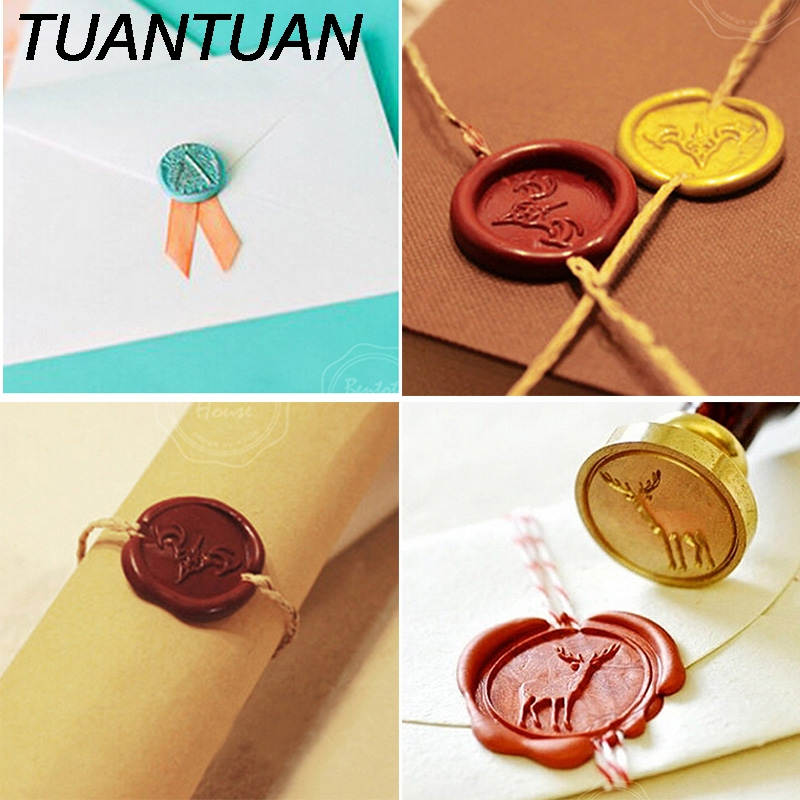 Badge Holder & Accessories Office & School Supplies Peerless Wedding Invitation New Vintage Classic Seal Melts Sealing Wax Sticks Seal Sealing Wax Stick Stamp For Letters At All Costs