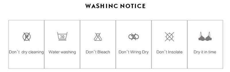 wash notice