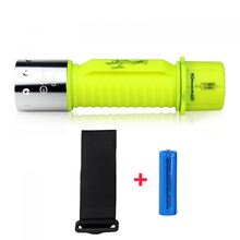 PANYUE Diving Light XM-L T6 10W Diving Flashlight 1000LM Underwater Led Dive Light Lamp Lanterna Scuba Flashlight underwater new 2100lm cree t6 led waterproof underwater scuba dive diving flashlight torch light lamp for diving free shipping