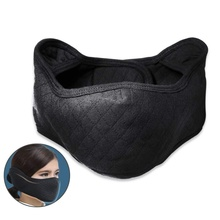 2 in 1 Reversible Full Face Mask earmuffs Winter Warmer Cycling Face Mask  Windproof Skiing Hunting d48f7dce6bf4