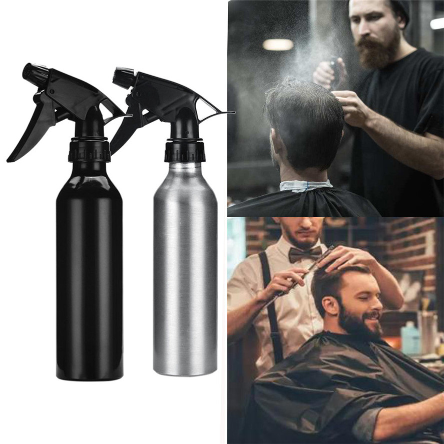 New Empty <font><b>Spray</b></font> <font><b>Bottle</b></font> 1PC <font><b>250ML</b></font> Hairdressing <font><b>Spray</b></font> <font><b>Bottle</b></font> Hair Salon Barber Hair Tools Water Sprayer 0704#30 image