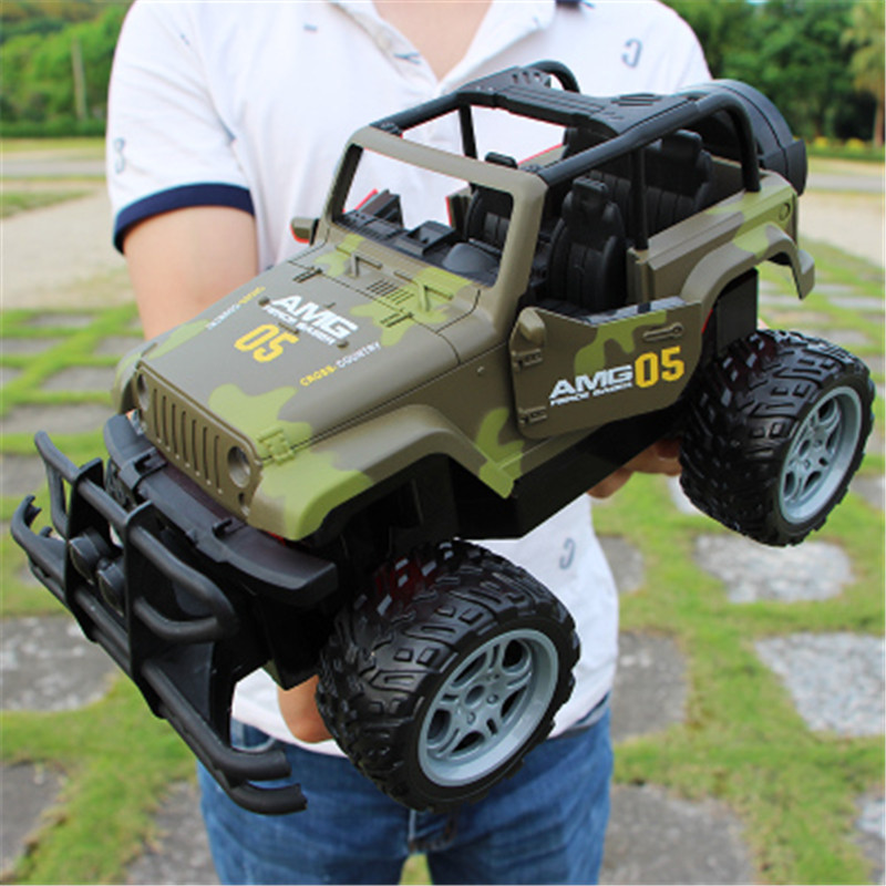 Electric RC Car toys Dirt bike Remote Control Climbing Cars Racing Model super big Off-Road Vehicle high speed Toy for boys gift  children car model toy sandy land truck with light remote control dirt bike 9301 1 rc car 1 18 2 4g 2wdelectric racing car