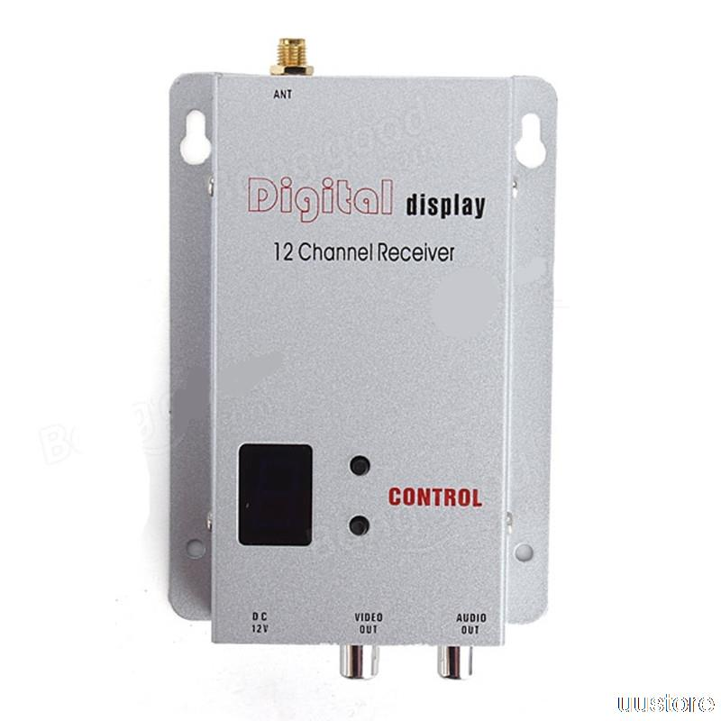FPV 1.2ghz 8ch 800mw Digital Video Av fo AV Sender TV Audio Video ...